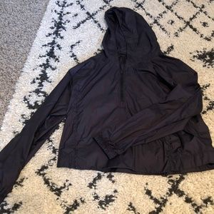 Lululemon Athletica Half Zip Jacket